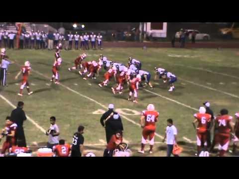 #7 QB Oliver Chapa Senior Season Highlights Bruni High School