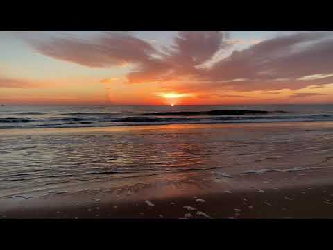 Sunrise Ocean City Maryland December 31, 2018