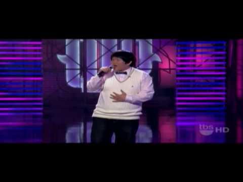 Lin Yu Chun Sings on Lopez Tonight!!