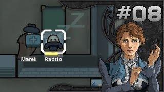 ZAWAŁ - Zagrajmy w Rimworld 1.0 #08