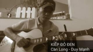 """Kiếp Đỏ Đen - """"song ca"""" với Duy Mạnh (Guitar cover) :))))"""