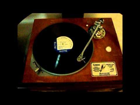 Herbie Hancock The Prisoner Blue Note Records Side 2