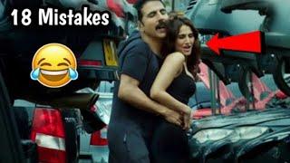 Mistakes In Sakhiyan 2.0 Song   Ft Akshay Kumar & Vaani Kapoor   Maninder Buttar   Zara Khan