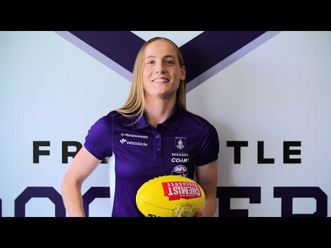 Cain's rise back to the AFLW