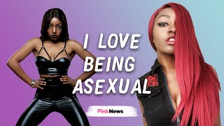 Asexuality is not a 'white thing' | Asexual activist Yasmin Benoit