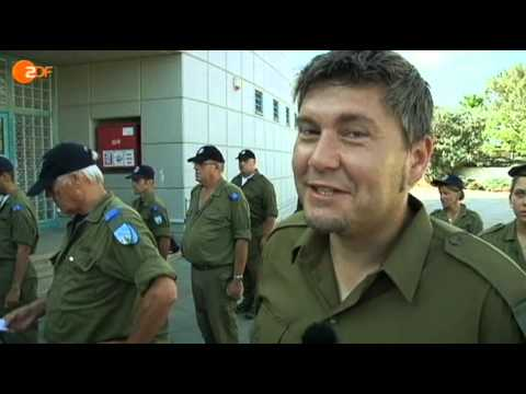 SAR-EL BATZAP 2012 ZDF ISRAEL IDF VOLUNTEER PROGRAM