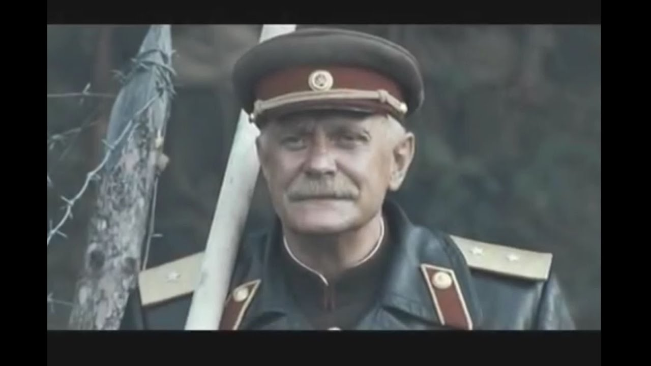 русский партизан клип