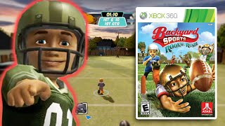 This is not the Backyard Football I remember...