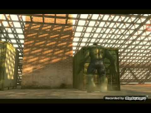 Hulk Vs Thing ( HeroSmashers ).