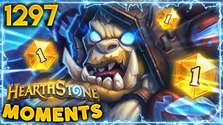 CRUSHING YOUR ENEMY'S SOUL With Evolve Shaman!! | Hearthstone Daily Moments Ep.1297