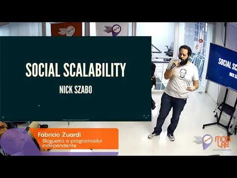 Social Scalability, Ônibus Hacker e Bitcoin Blockchain