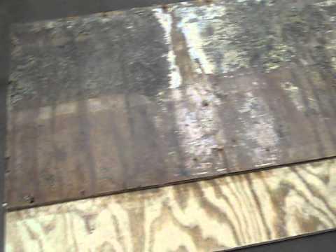 Restoration Sea Nymph Aluminum Boat Part Replacing Plywood Floor Youtube