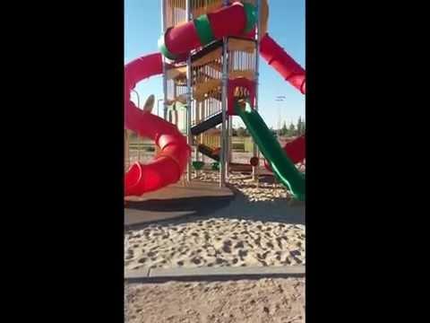 Kiwanis Park Fiesta Playground in Tempe
