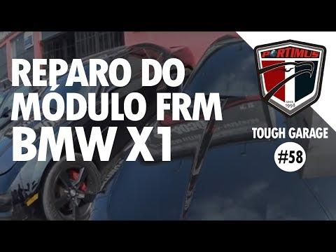 REPARO DO MÓDULO FRM BMW X1 - PORTIMUS MECÂNICA AUTOMOTIVA