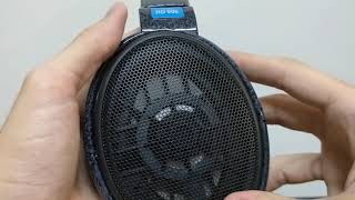 Unboxing Headphone Sennheiser HD600