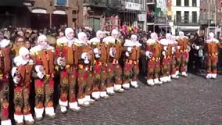 Carnaval de Binche 2019 : Mardi Gras III