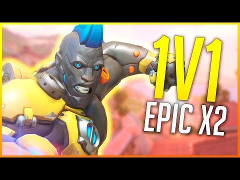 OVERWATCH: FROM THE EASIEST 1V1 TO THE 1V1 MORE FOUGHT | Makina