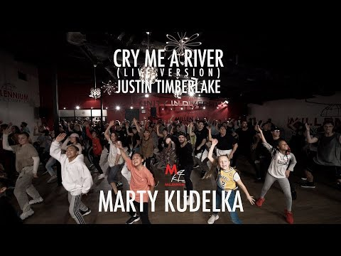 Justin Timberlake - Cry Me A River | Choreographed By Marty Kudelka