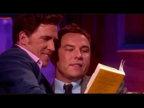 David Walliams on The Rob Brydon Show Episode 1 Part 1, 17/09/2010