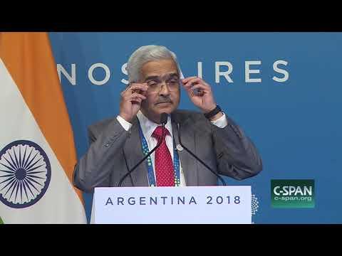 Indian Representative News Conference G20 Summit Argentina, Dec 1 2018