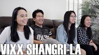 VIXX (빅스)- Shangri-La (Reaction Mp3)