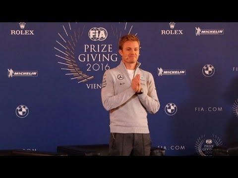 Rosberg se retire sitôt son rêve de titre mondial accompli