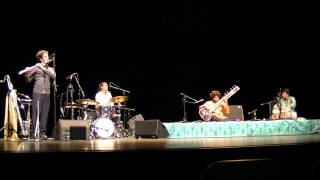 India meets Europe - Remembering P.M. - Pt Deobrat Mishra & Friends - Indo Jazz World Fusion Concert