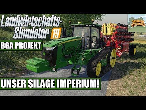 LS19  BGA #01 - Unser Silage Imperium! - LS19 Multiplayer Deutsch