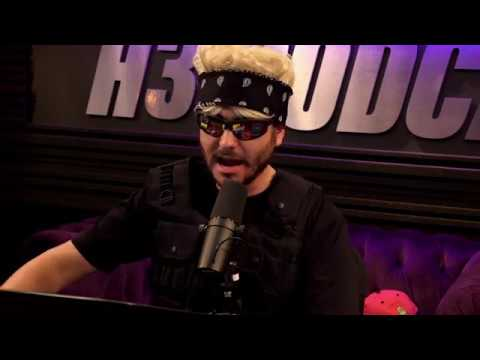 Dr  Disrespect Meets Professor Prophecy On the H3 Podcast