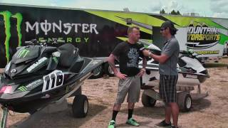 Dustin Farthing - Interview: A 600+HP Sea-Doo Faster Than Supercars!