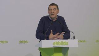 EH Bildu pide a PSOE y Podemos que expliquen su agenda