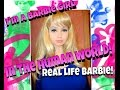 Lolita Richi Real Life Barbie Sexy Or Nah  Teen Human Barbie claims shes the best one yet RLG News