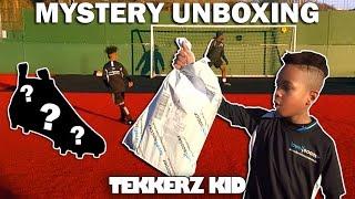 MYSTERY ADIDAS UNBOXING!! | I BURRIED THE DAD!! | Tekkerz Kid