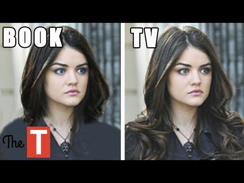20 Differences Between Pretty Little Liars Books And TV Show