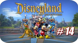 "Disneyland Adventures - Gameplay Español - Capitulo 14 ""Big Thunder Mountain Railroad"""