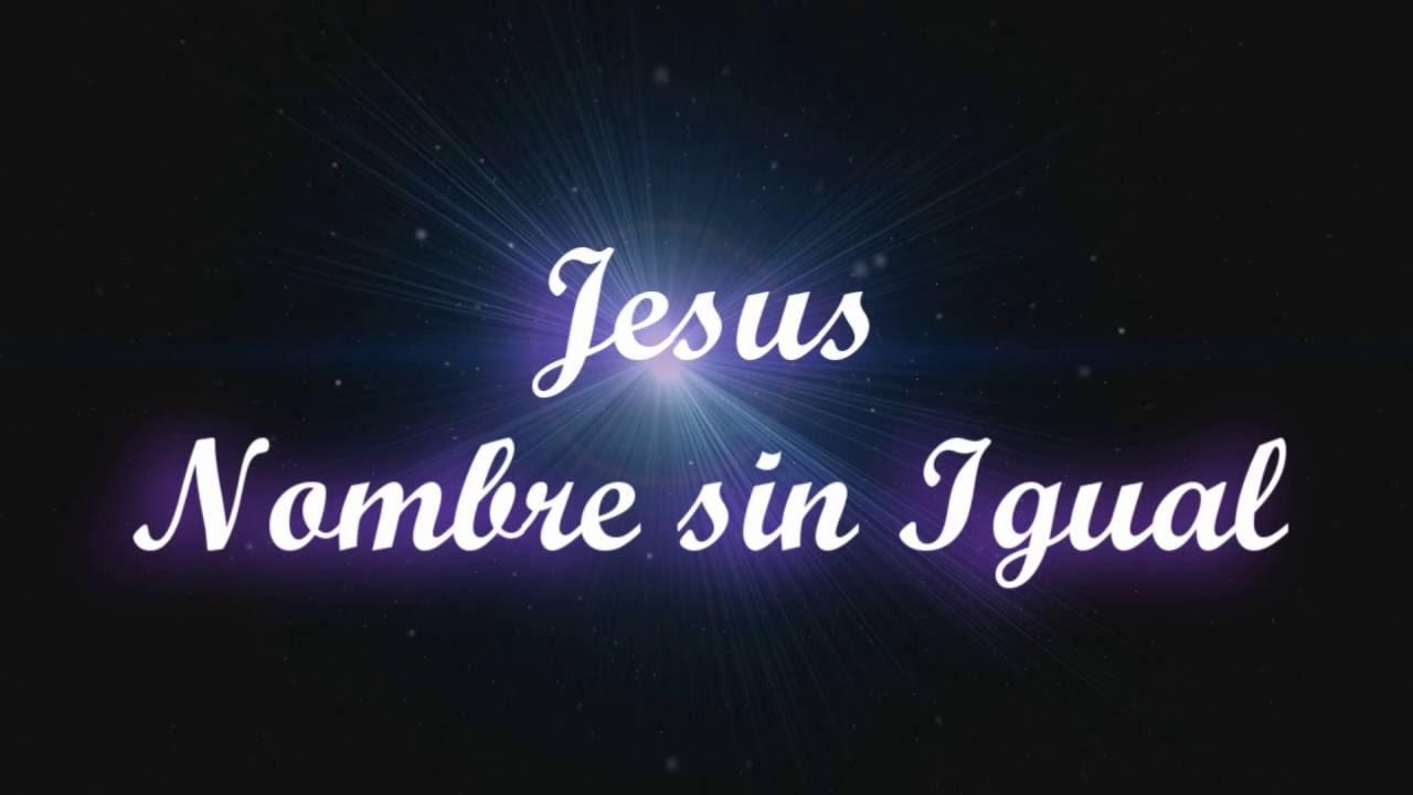 Hoy Me Levantare Jesús Nombre Sin Igual Erick Porta Con Letra Youtube