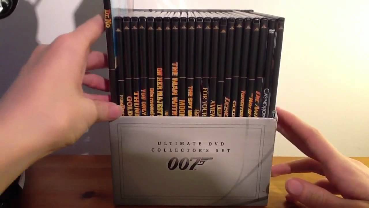James bond 007 magazine | ultimate edition dvd guide.