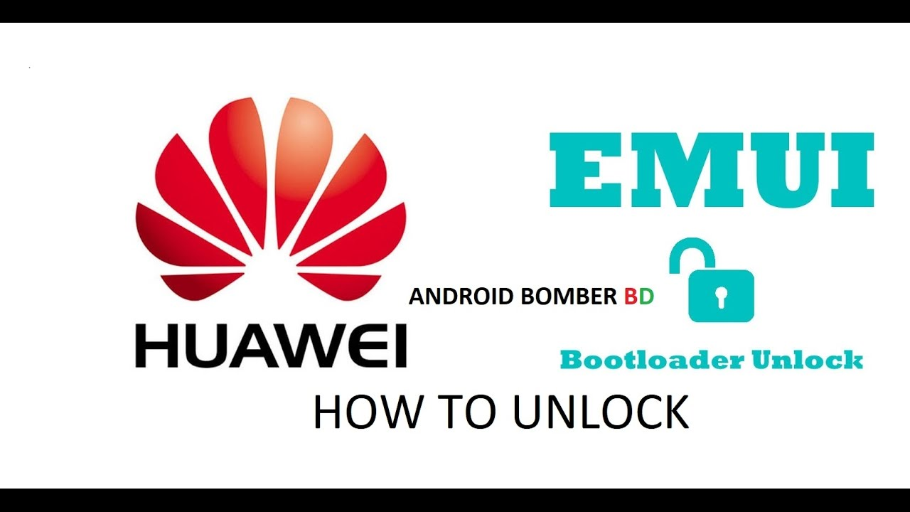 Step by Step Unlock Bootloader Any Huawei Devices 2018 (Update) EASY