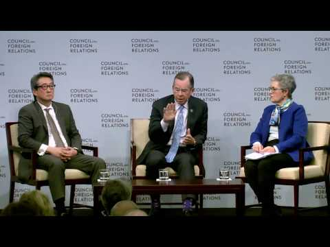 Paul C. Warnke Lecture on International Security With Mike Mullen and Victor Cha