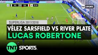 Video Gol Pertandingan Velez Sarsfield vs River Plate