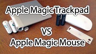Что купить Apple Magic Trackpad или Apple Magic Mouse 2015