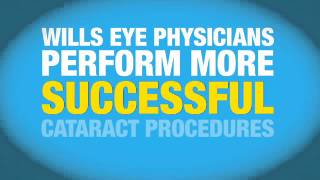 Wills Eye Cataract Commercial