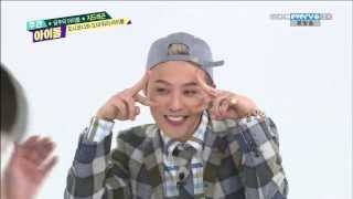 Cute G-Dragon Teach How To Do kiyomi & Gwiyomi