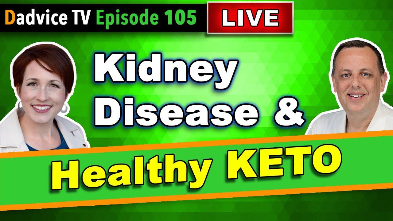 Keto Diet For Kidney Disease Patients