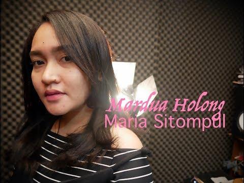 Mardua Holong Cover By Maria Sitompul Ft Dion Panggabean