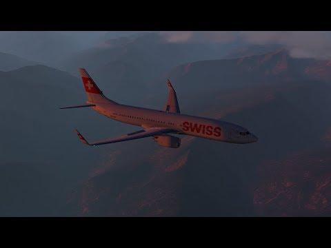 X-Plane 11 | Wien Schwechat [LOWW] - Zürich [LSZH] (CH)