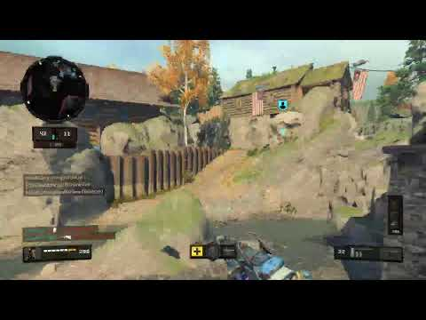 Peacekeeper Gameplay Black Ops 4