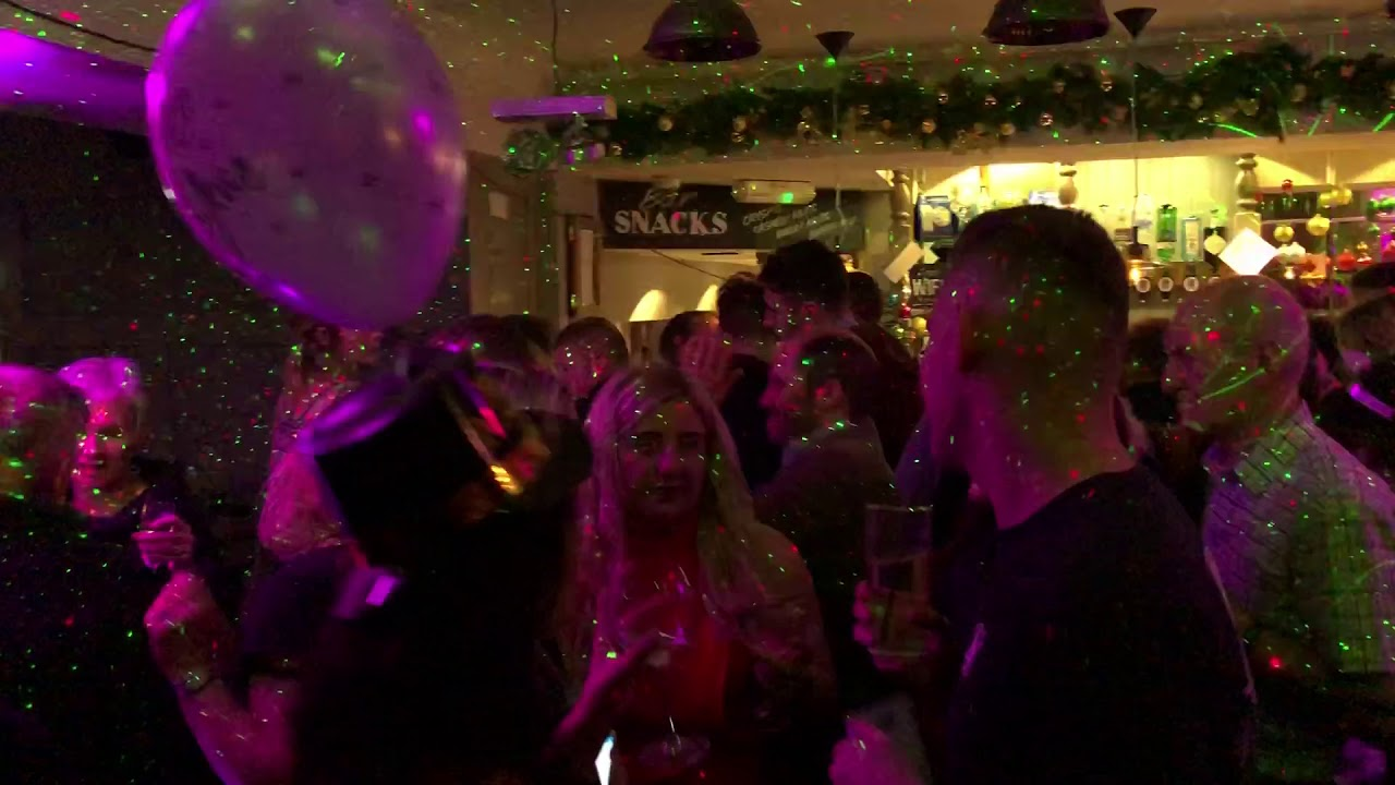 The County Hotel Hexham New Year S Eve Party Youtube
