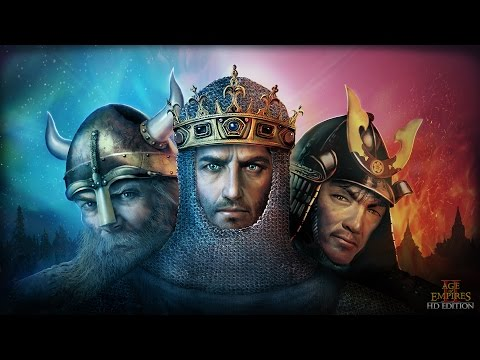 Age Of Empires: Relaxing and Beautiful Music