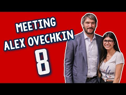 Alex Ovechkin Made Me Cry